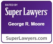 George Moore Super Lawyers
