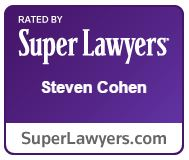 Steve Cohen Super Lawyers