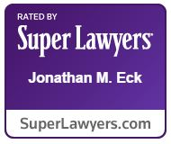 Jonathan Eck Super Lawyers